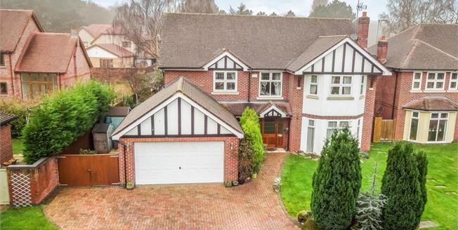 Asking Price £610,000, 5 Bedroom Detached House For Sale in Prenton, CH43