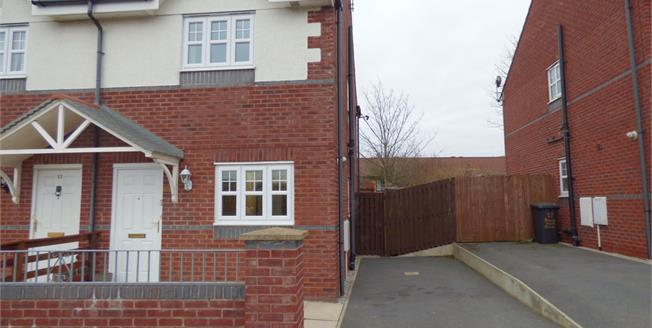 Offers in excess of £100,000, 2 Bedroom Semi Detached House For Sale in Prenton, CH43