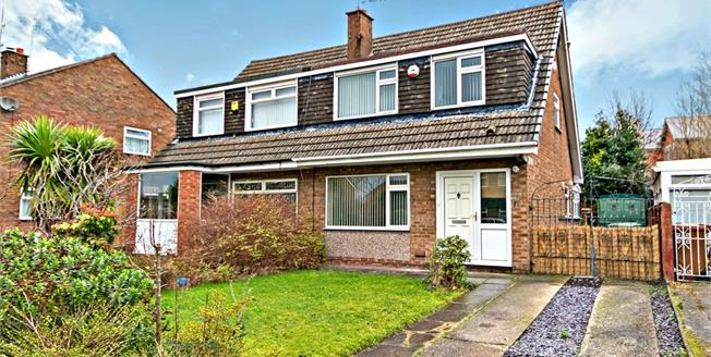 Offers in excess of £150,000, 3 Bedroom Semi Detached House For Sale in Oxton, CH43