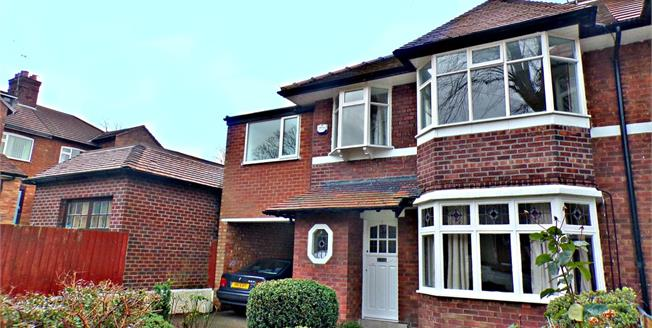 Asking Price £240,000, 4 Bedroom Semi Detached House For Sale in Prenton, CH43