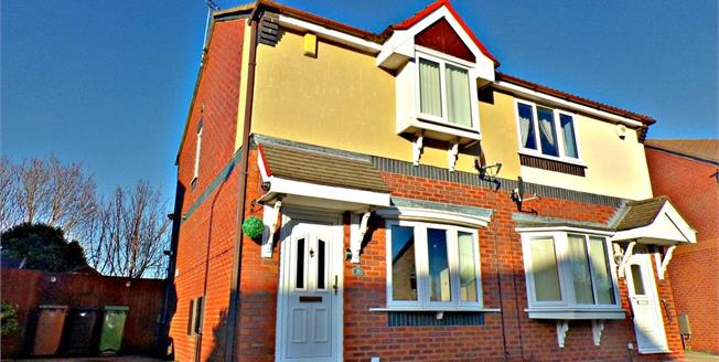 Offers in excess of £110,000, 2 Bedroom Semi Detached House For Sale in Prenton, CH43
