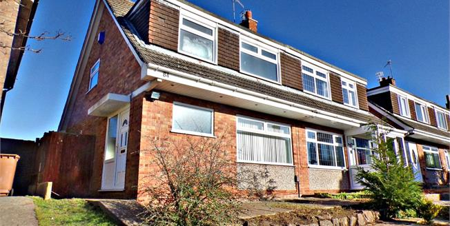 Asking Price £160,000, 3 Bedroom Semi Detached House For Sale in Prenton, CH43