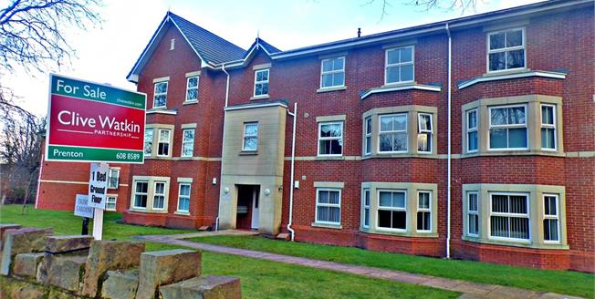 Offers Over £100,000, 1 Bedroom Apartment For Sale in Prenton, CH43