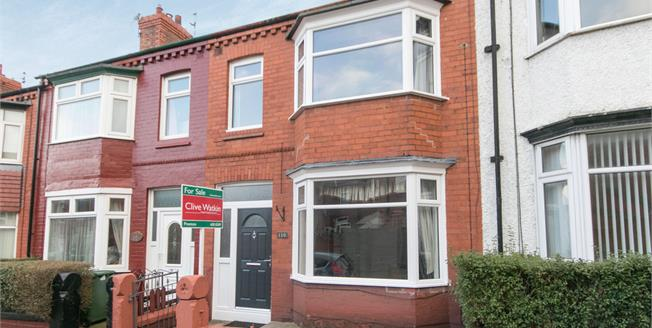 Asking Price £120,000, 3 Bedroom Terraced House For Sale in Birkenhead, CH42