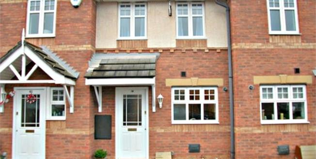 Asking Price £120,000, 2 Bedroom Terraced House For Sale in Prenton, CH43