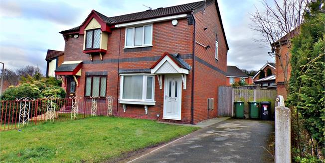 Asking Price £115,000, 2 Bedroom Semi Detached House For Sale in Prenton, CH43