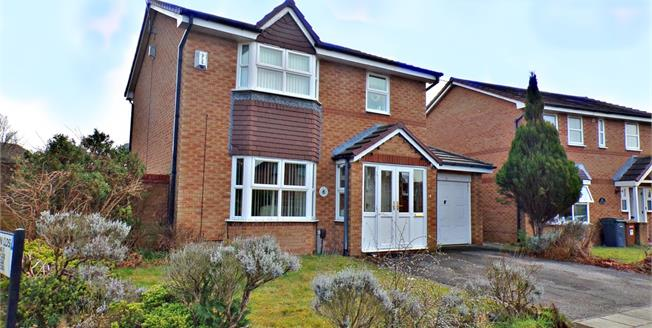 Asking Price £225,000, 3 Bedroom Detached House For Sale in Prenton, CH43
