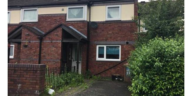 Guide Price £60,000, 3 Bedroom Town House For Sale in St. Helens, WA10