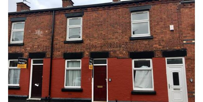 Guide Price £35,000, 2 Bedroom Terraced House For Sale in St. Helens, WA10