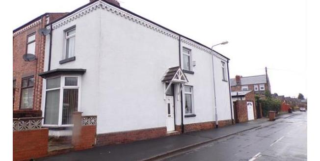 Guide Price £65,000, 3 Bedroom End of Terrace House For Sale in St. Helens, WA10