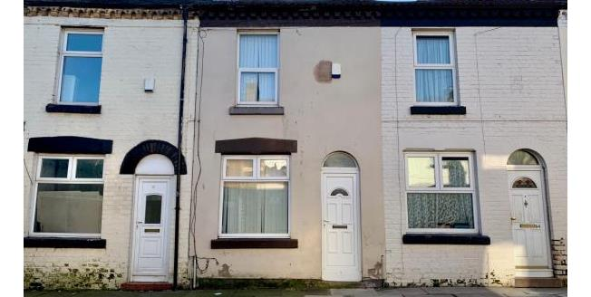 Guide Price £30,000, 2 Bedroom Terraced House For Sale in L4