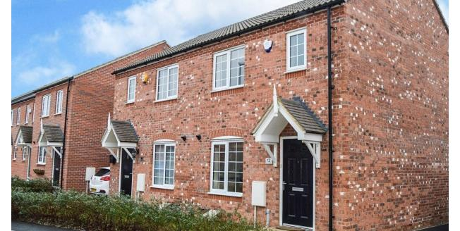 £900 per Calendar Month, 3 Bedroom Semi Detached House To Rent in Northampton, NN3
