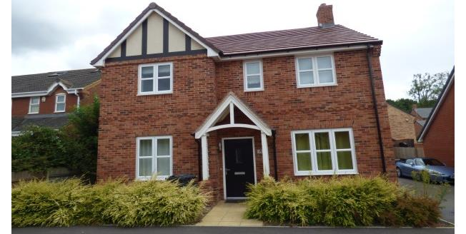 £1,400 per Calendar Month, 4 Bedroom House To Rent in Northampton, NN4