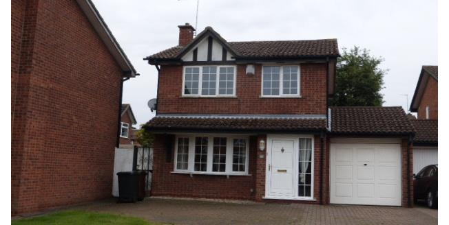 £900 per Calendar Month, 3 Bedroom House To Rent in Northampton, NN3