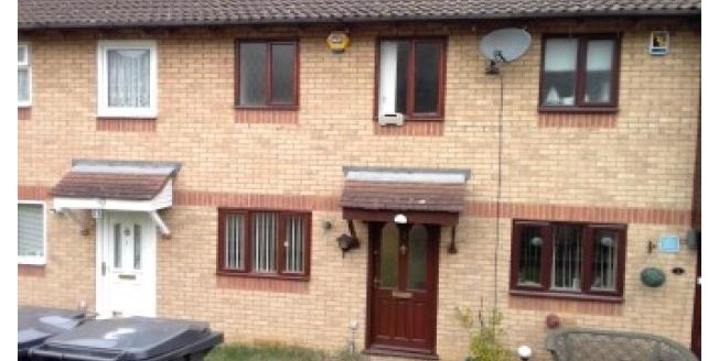 £650 per Calendar Month, 2 Bedroom Terraced House To Rent in Northampton, NN3