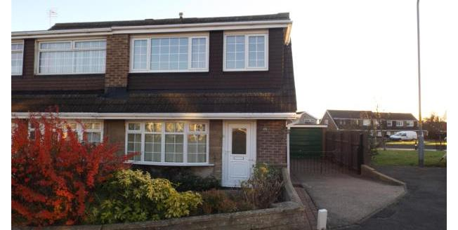 £600 per Calendar Month, 3 Bedroom Semi Detached House To Rent in Stockton-on-Tees, TS19
