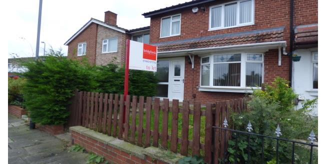£525 per Calendar Month, 3 Bedroom Terraced House To Rent in Stockton-on-Tees, TS19
