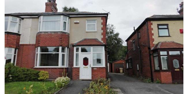 £825 per Calendar Month, 3 Bedroom House To Rent in Bolton, BL1