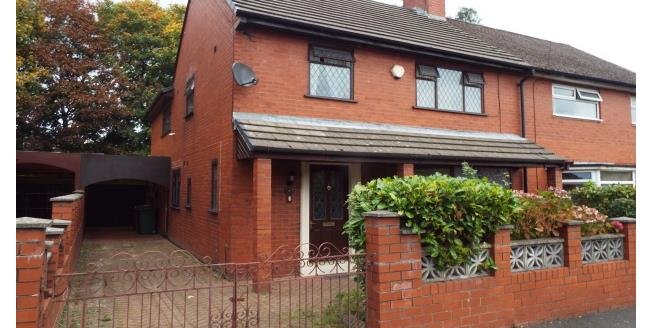 £750 per Calendar Month, 3 Bedroom Semi Detached House To Rent in Bolton, BL2