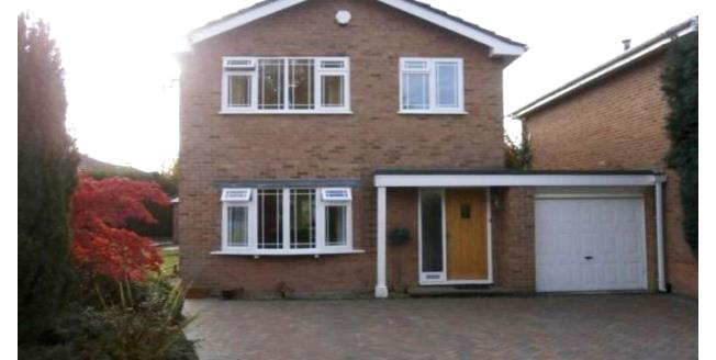 £1,350 per Calendar Month, 3 Bedroom House To Rent in Wilmslow, SK9