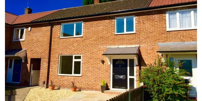 £825 per Calendar Month, 3 Bedroom House To Rent in Handforth, SK9