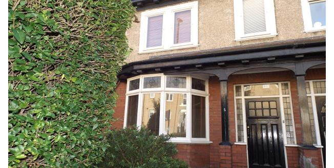 £900 per Calendar Month, 3 Bedroom House To Rent in Whitley Bay, NE26