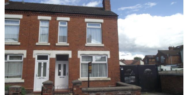 £480 per Calendar Month, 3 Bedroom End of Terrace House To Rent in Crewe, CW1