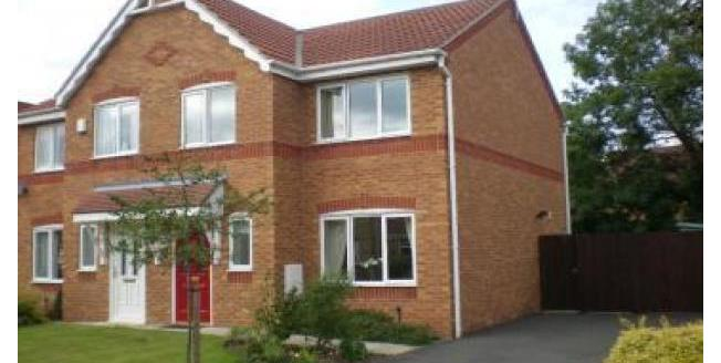 £695 per Calendar Month, 3 Bedroom House To Rent in Winsford, CW7