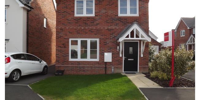 £850 per Calendar Month, 3 Bedroom House To Rent in Davenham, CW9