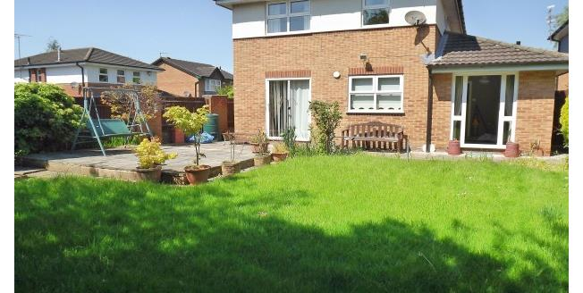£850 per Calendar Month, 4 Bedroom House To Rent in Winsford, CW7
