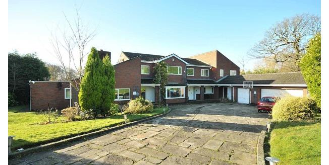 £4,000 per Calendar Month, 5 Bedroom House To Rent in Hale, WA15