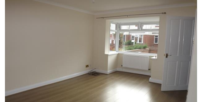£550 per Calendar Month, 3 Bedroom House To Rent in South Shields, NE33