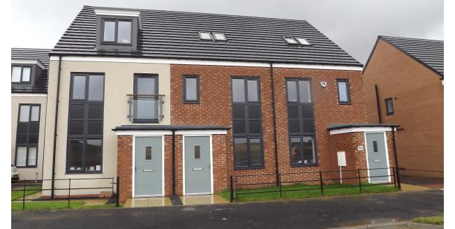 £825 per Calendar Month, 3 Bedroom Semi Detached House To Rent in Newcastle upon Tyne, NE13