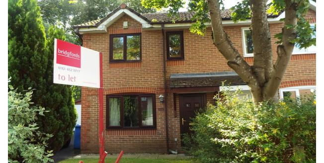 £625 per Calendar Month, 3 Bedroom House To Rent in Worsley, M28