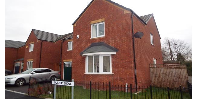 £1,000 per Calendar Month, 4 Bedroom House To Rent in Manchester, M9