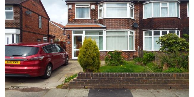 £725 per Calendar Month, 3 Bedroom Semi Detached House To Rent in Manchester, M28