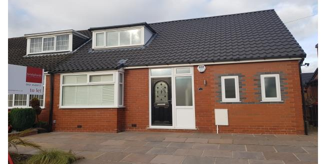 £1,200 per Calendar Month, 4 Bedroom House To Rent in Manchester, M28