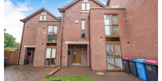 £1,100 per Calendar Month, 4 Bedroom House To Rent in Worsley, M28