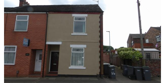 £575 per Calendar Month, 2 Bedroom End of Terrace House To Rent in Stoke-on-Trent, ST4