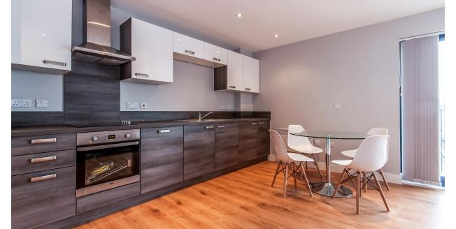 £1,150 per Calendar Month, 2 Bedroom Apartment To Rent in Manchester, M4