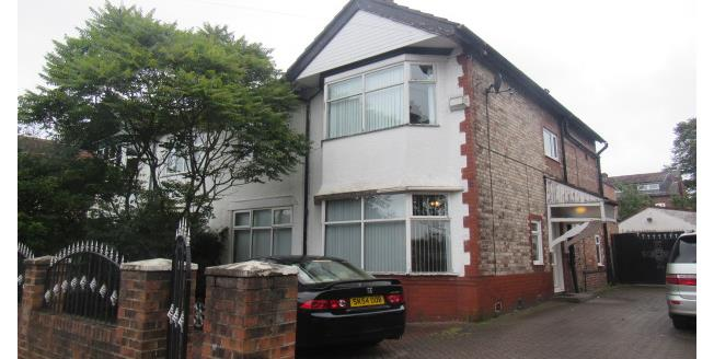 £2,200 per Calendar Month, 6 Bedroom House To Rent in Whalley Range, M16