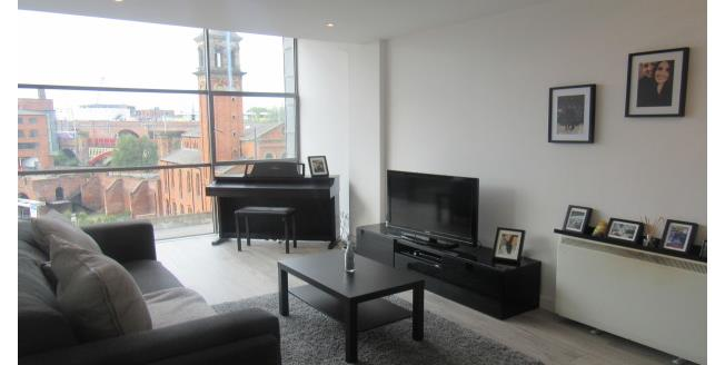 £1,250 per Calendar Month, 2 Bedroom Apartment To Rent in Manchester, M3