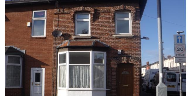 £450 per Calendar Month, 3 Bedroom End of Terrace House To Rent in Preston, PR1