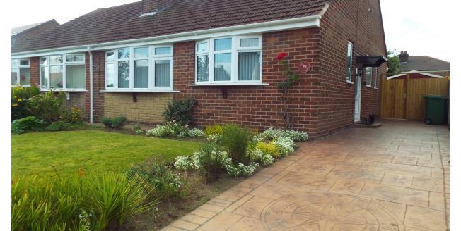 £750 per Calendar Month, 2 Bedroom Bungalow To Rent in Warrington, WA4