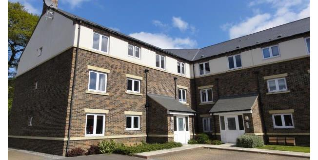 £750 per Calendar Month, 2 Bedroom Apartment To Rent in Durham, DH1
