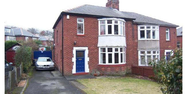 £800 per Calendar Month, 3 Bedroom Semi Detached House To Rent in Durham, DH1