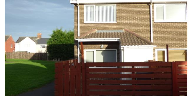 £425 per Calendar Month, 2 Bedroom End of Terrace House To Rent in Witton Gilbert, DH7