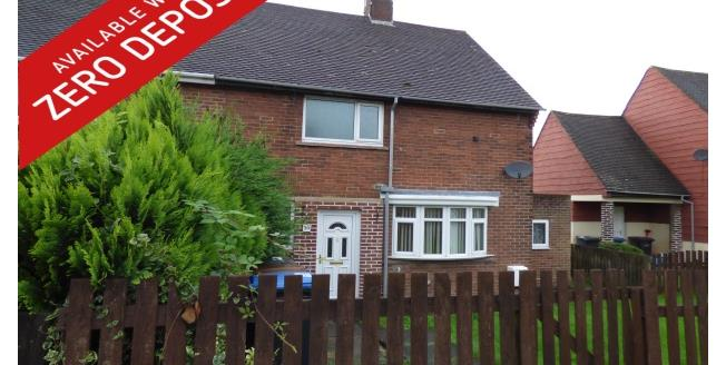 £450 per Calendar Month, 3 Bedroom House To Rent in Ushaw Moor, DH7