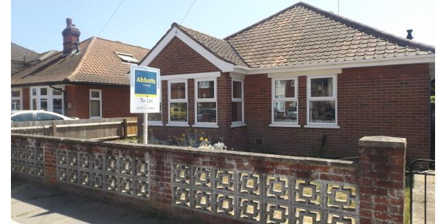 £925 per Calendar Month, 2 Bedroom Bungalow To Rent in Ipswich, IP4