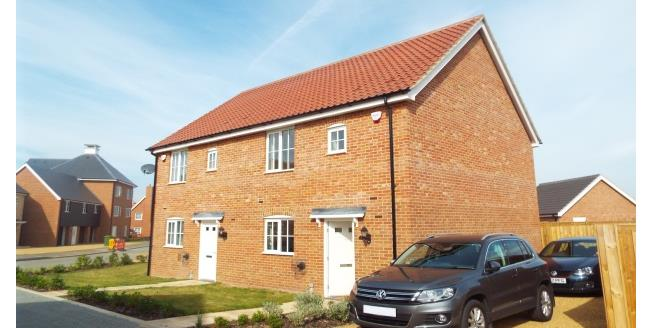 £850 per Calendar Month, 3 Bedroom House To Rent in Stalham, NR12